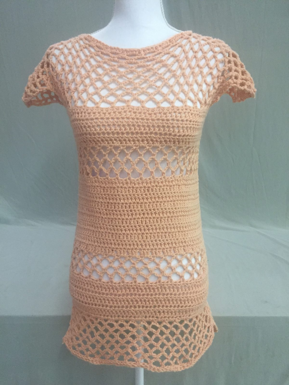 Taking Care of Your Crocheted Cover Ups
