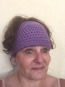 3 Crochet Hat Pattern Designs by me, Jo