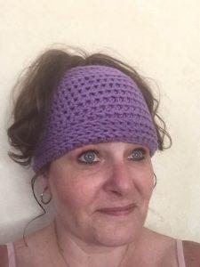 3 Crochet Hat Pattern Designs by me, Jo