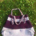Jo's Boat Tote Crochet Pattern
