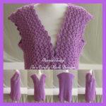 my very first EVER CAL (Crochet-A-Long)!