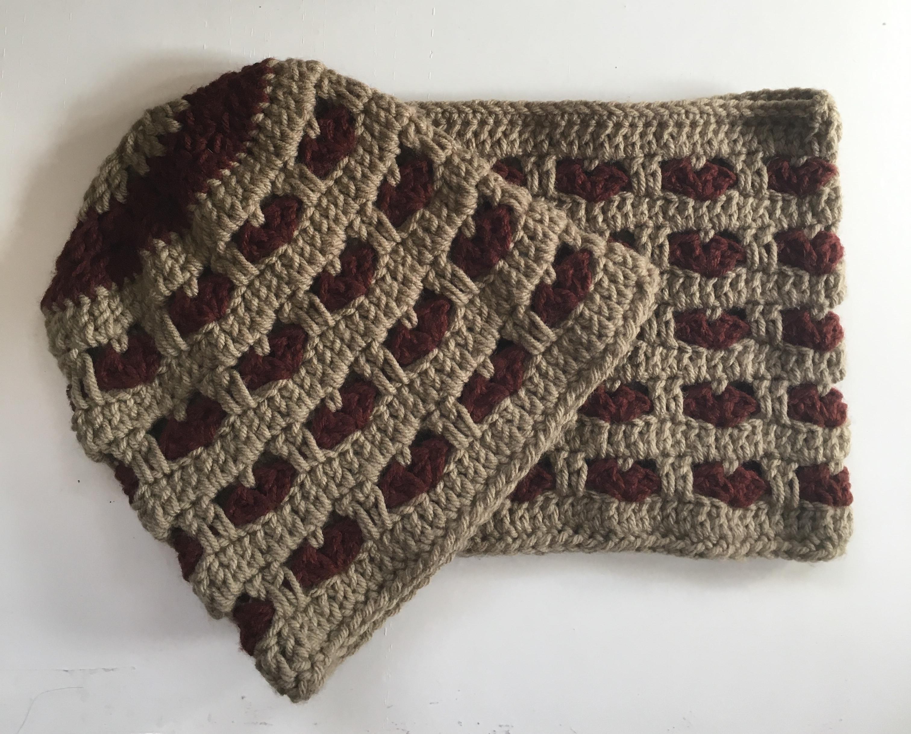 Wrapped In Love Set Crochet Pattern