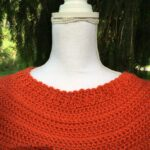 Ribbed Crop Top Free Crochet Pattern