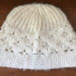 Flower Cluster Beanie Free Crochet Pattern