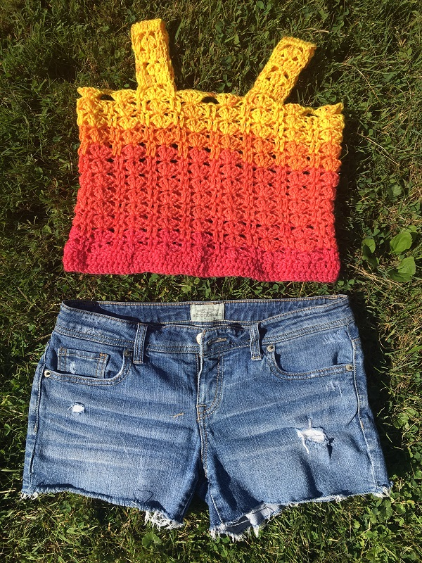 Shelly Crop Top