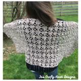 Wrapped in Diamonds Free Crochet Pattern
