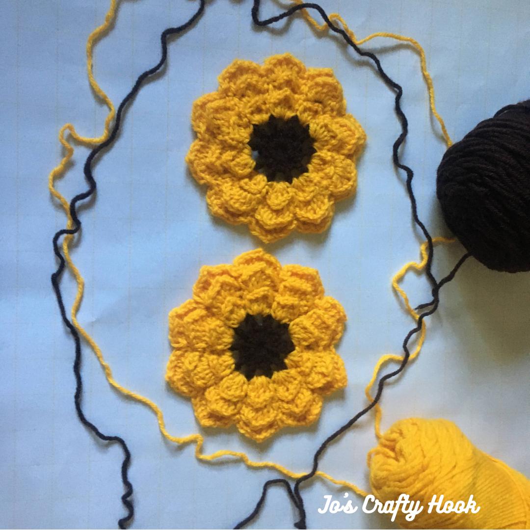 Sunflower Appliques